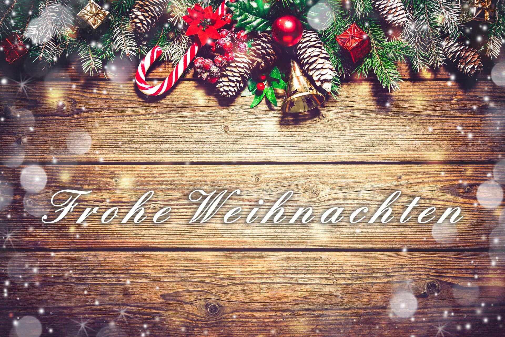 Weihnachtsgrüße von Fliesen-Traum & Malerfachbetrieb Marko Volkmar